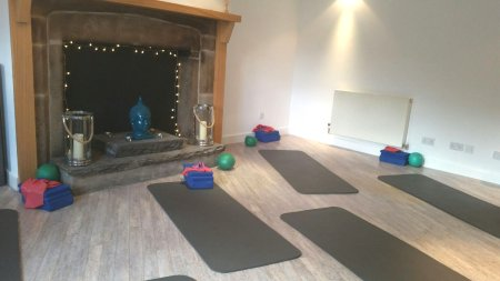 Our newly refurbished pilates Studio in Ecclesfield, Sheffield